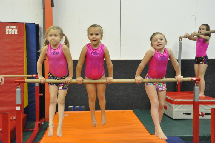 Girls Gymnastics : EWA Prosper